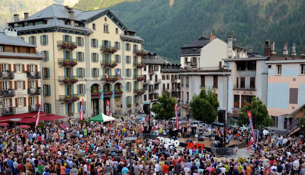 Dimanche 4 août - Chamonix