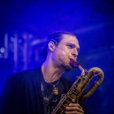 © Jerome Cuenot / CosmoJazz Festival - https://www.jeromecuenot.com