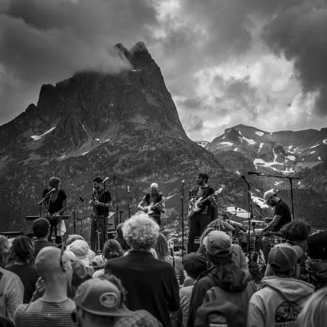 © Cassius Dwem / CosmoJazz  Festival