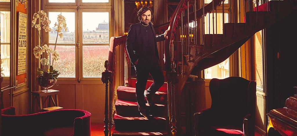 André Manoukian ''Les pianos de Gainsbourg'' Image
