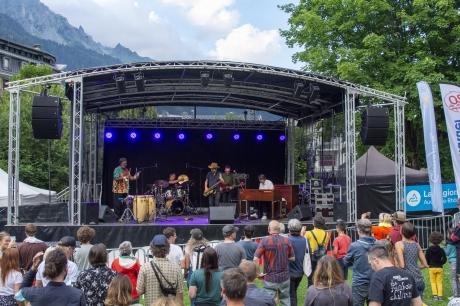 © Coline Fragnol / CosmoJazz Festival